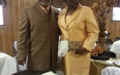 New St. James Celebrates Pastor and Wife's 20th Anniversary