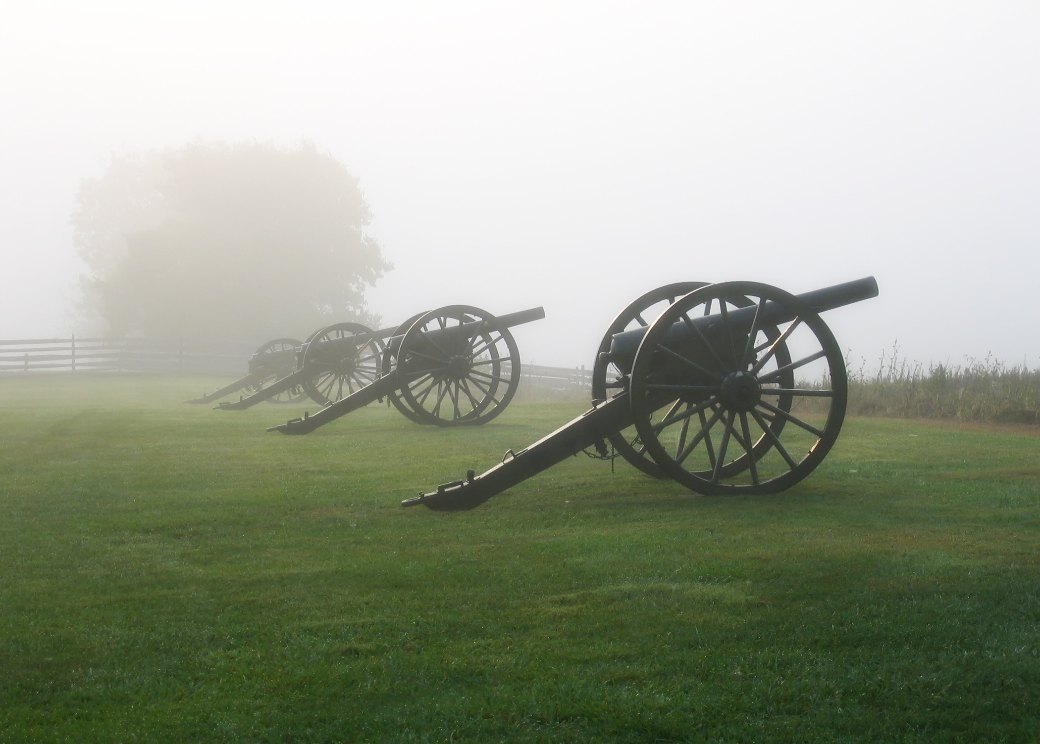 antietam, maryland, cannon