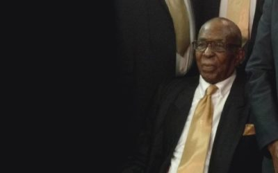 New St. James remembers Willie Bell – the Deacon Board's patriarch