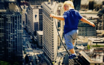 Walking the Tightrope of Christian Living